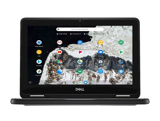 "Dell Chromebook 3100 2-in-1 11.6"" Touch  Celeron"