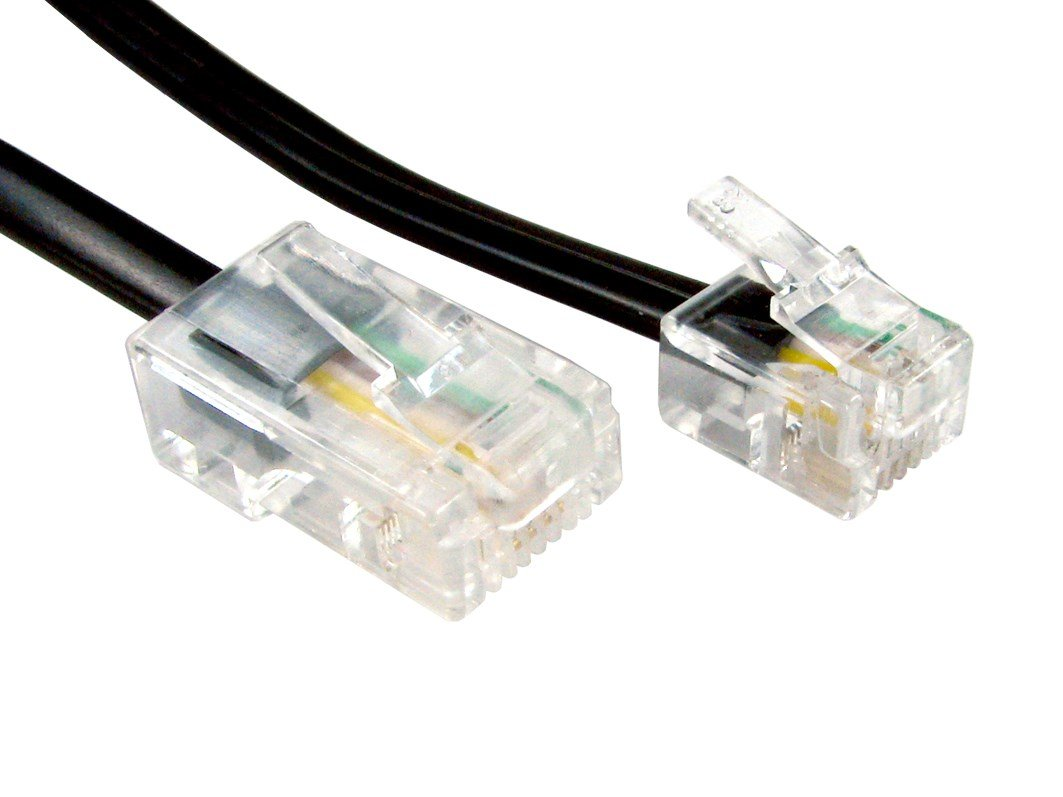 rj45 phone wiring rj45 phone wiring diagram australia 1m rj45 - rj11 cable (black) - 88btrj-001k | ccl computers
