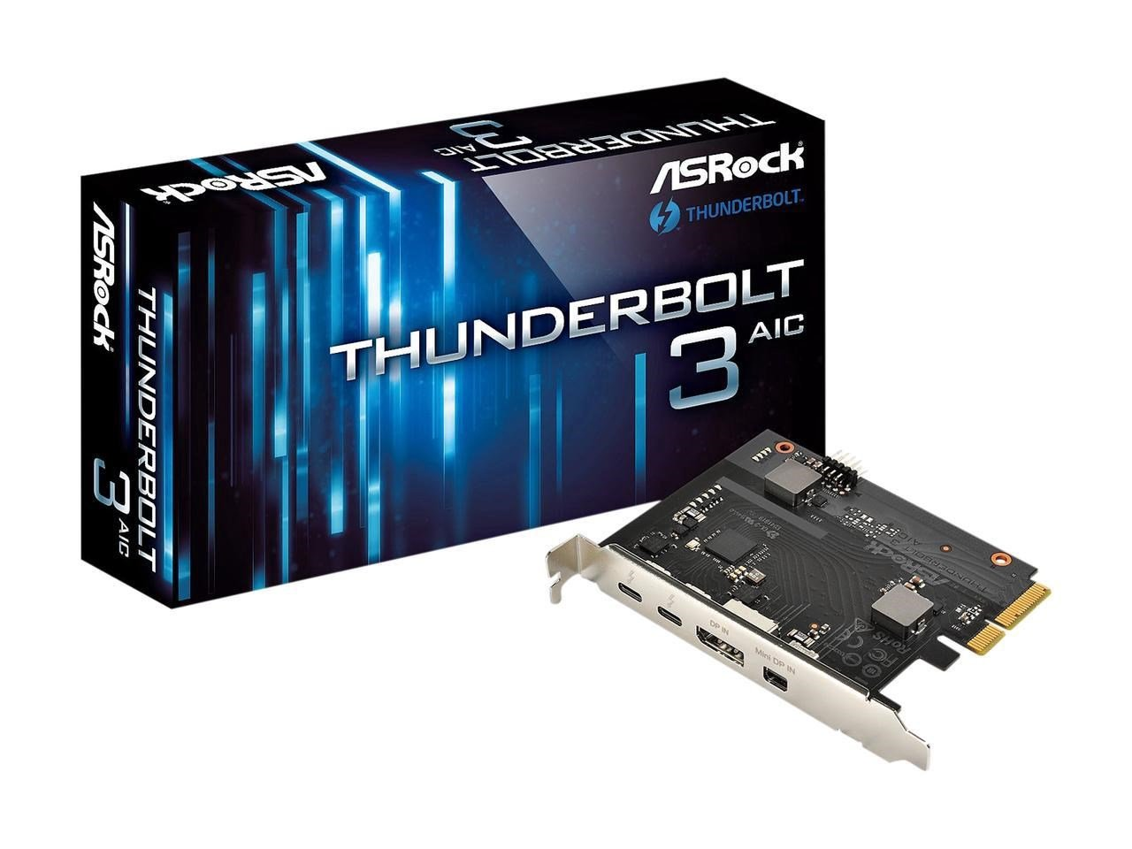 how to add thunderbolt to pc