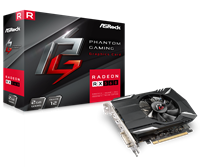 ASRock Radeon RX 560 2GB Phantom Edition Graphics Card