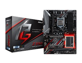 ASRock Z390 PHANTOM GAMING SLI Intel Motherboard
