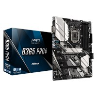 ASRock B365 Pro4 ATX Motherboard for Intel LGA1151 CPUs