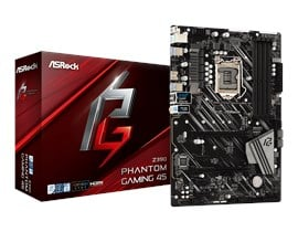 ASRock Z390 Phantom Gaming 4S Intel Motherboard