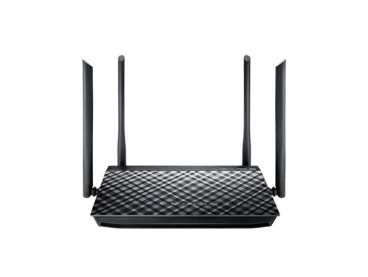 ASUS RT-AC1200G+ 4-port Wireless Cable Router