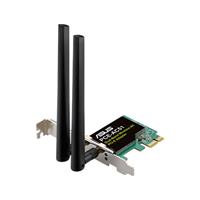 ASUS PCE-AC51 433Mbps PCI Express WiFi Adapter