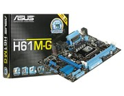 ASUS H61M-G Intel Socket 1155 Motherboard