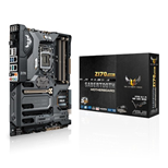 Asus Sabertooth Z170 Mark 1 Motherboard 6th Generation Core i7/i5/i3/Pentium/Celeron Intel Z170 ATX