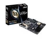 ASUS Z170-P Intel Socket 1151 Motherboard