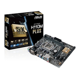 ASUS H110M-PLUS Intel Socket 1151 Motherboard