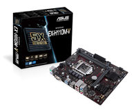 ASUS EX-H110M-V Gaming - mATX Motherboard for Intel CPUs