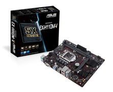 ASUS EX-H110M-V Gaming Intel Socket 1151