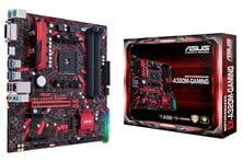 ASUS EX-A320M-GAMING AMD Socket AM4 Motherboard