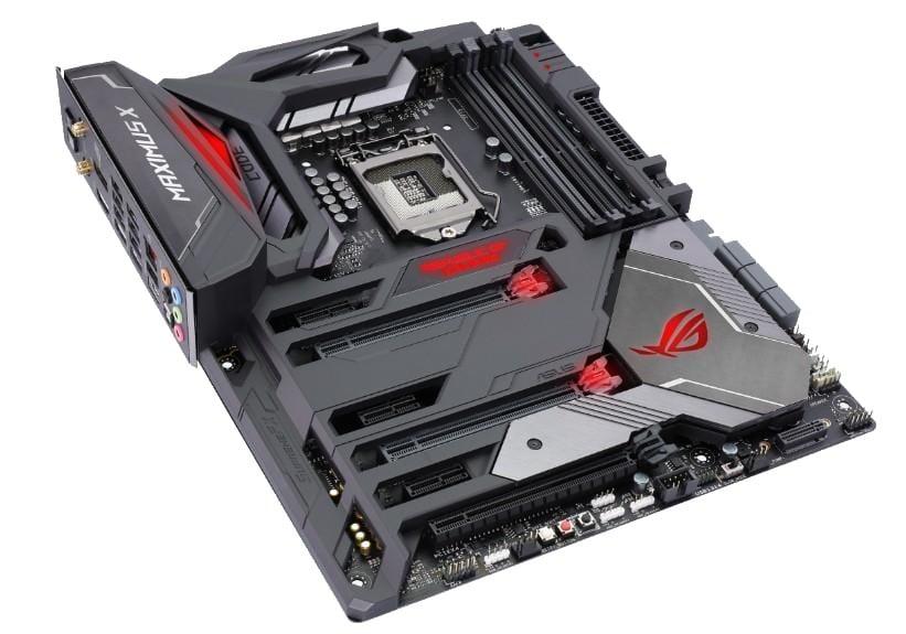 ASUS ROG MAXIMUS X CODE ATX Motherboard for Intel LGA 1151 CPUs