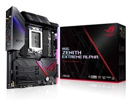 ASUS ROG Zenith Extreme Alpha AMD Motherboard