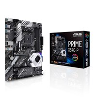 ASUS PRIME X570-P ATX Motherboard for AMD AM4 CPUs