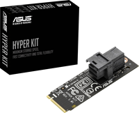 ASUS Hyper Kit NVMe SSD Adapter