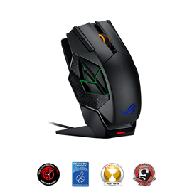Asus ROG Spatha 8200dpi Wireless USB Optical Gaming Mouse