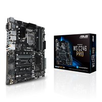 ASUS WS C246 PRO ATX Motherboard for Intel LGA1151 CPUs