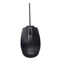 Asus UT280 Wired Optical Mouse (Black)