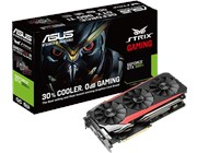 ASUS NVIDIA GeForce GTX 980 Ti Strix 6GB Card