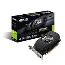 ASUS GeForce GTX 1050 Ti 4GB Graphics Card