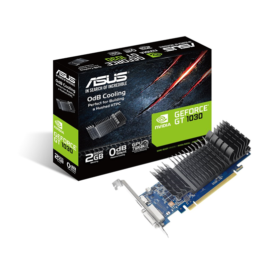 ASUS GeForce GT 1030 2GB Graphics Card