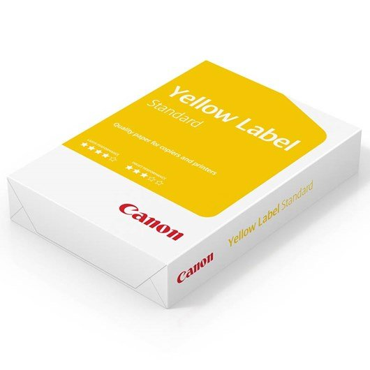 Canon Standard Label 80gsm A4 Paper Ream