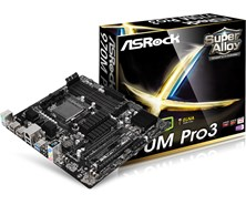 ASRock 970M Pro3 AMD Socket AM3+ Motherboard