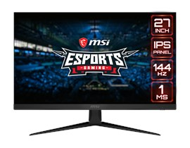 "MSI Optix G271 E-Sports 27"" Full HD IPS Monitor"
