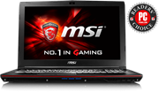 "MSI GP62 6QF Leopard Pro 15.6"" Gaming Laptop - Intel Core i7 6700HQ 8GB DDR4 RAM 128GB SSD 1TB HDD Nvidia GeForce GTX 960M Windows 10"