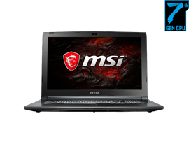 "MSI GL62M 7REX 15.6"" 8GB 1TB Core i5 Gaming Laptop"