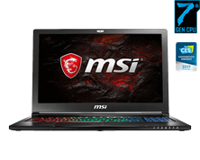 "MSI GS63VR 7RF Stealth Pro 15.6"" 2TB Gaming Laptop"