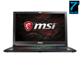 "MSI GS63VR 7RG Stealth Pro 15.6"" 1TB Gaming Laptop"