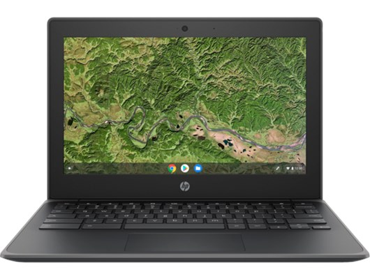 "HP 11A G8 EE 11.6"" 4GB AMD A4 Chromebook"