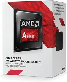 AMD A4 7300 3.8GHz Dual Core (Socket FM2+) CPU