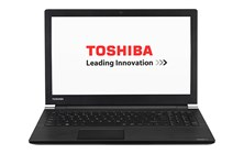 Toshiba Satellite Pro A50-C-207 (15.6 inch) Notebook Core i7 (6500U) 2.5GHz 8GB 1TB HDD WLAN BT Windows 10 Professional 64-bit  (Intel HD Graphics 520)