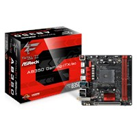 ASRock Fatal1ty AB350 Gaming-ITX/ac ITX Motherboard for AMD AM4