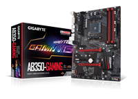 Gigabyte AB350-Gaming ATX Motherboard for AMD AM4 CPUs
