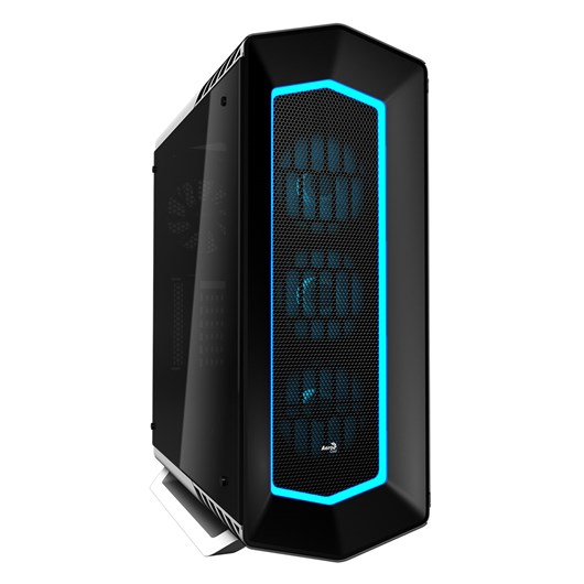Aero Cool Project 7 Pro Mid Tower Case - White