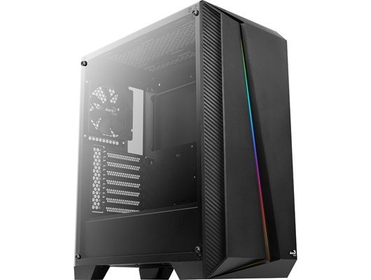 Aero Cool Cylon Pro Gaming Case - Black