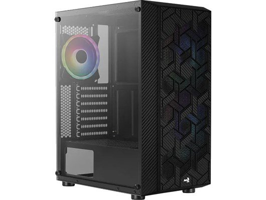 Aero Cool Hive Mid Tower Gaming Case