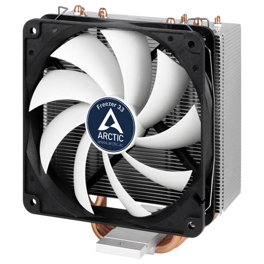 Arctic Freezer 33 Semi Passive CPU Cooler for Intel Sockets & AMD AM4 *Open Box*