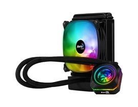 Aerocool Pulse L120F ARGB 120mm All-in-One Liquid Cooler