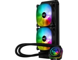 Aerocool Pulse L240F ARGB 240mm All-in-One Liquid Cooler