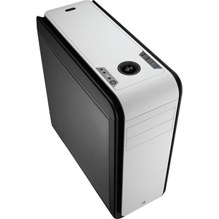 Aero Cool DS 200 Gaming White Midi Tower Case