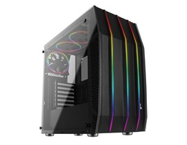 Aero Cool Klaw Mid Tower Gaming Case