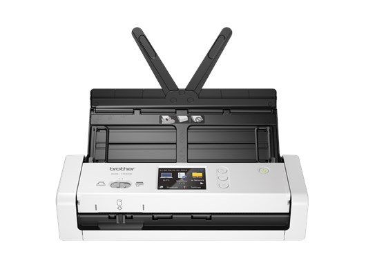 Brother ADS-1700W (A4) Wireless Mobile Sheet Fed Colour Scanner