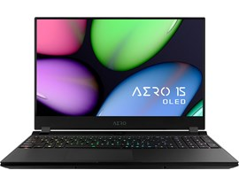 "Gigabyte AERO 15 OLED YB 15.6"" 64GB Core i9 Laptop"
