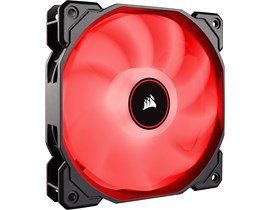 Corsair Air Series AF140 (140mm) LED Cooling Fan (Red)