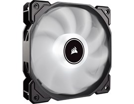 Corsair Air Series AF140 (140mm) LED Cooling Fan (White)